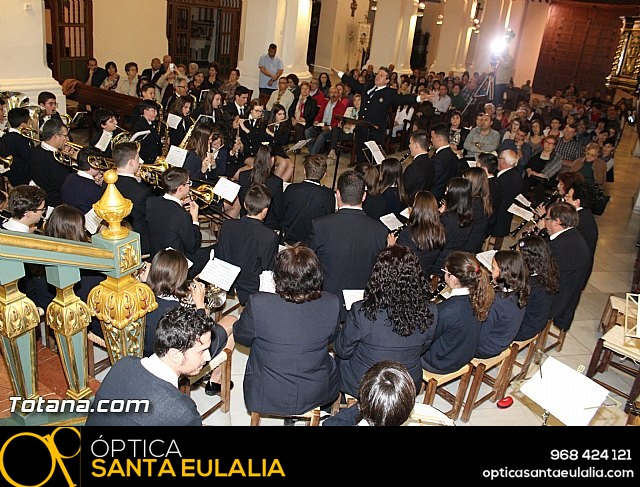 Concierto de marchas pasionarias - Semana Santa 2015 - 31