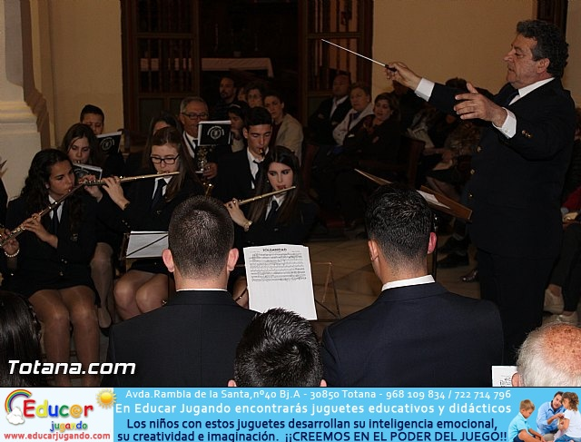 Concierto de marchas pasionarias - Semana Santa 2015 - 39