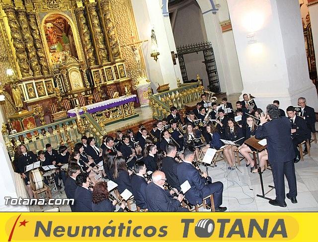 Concierto de marchas pasionarias - Semana Santa 2015 - 40