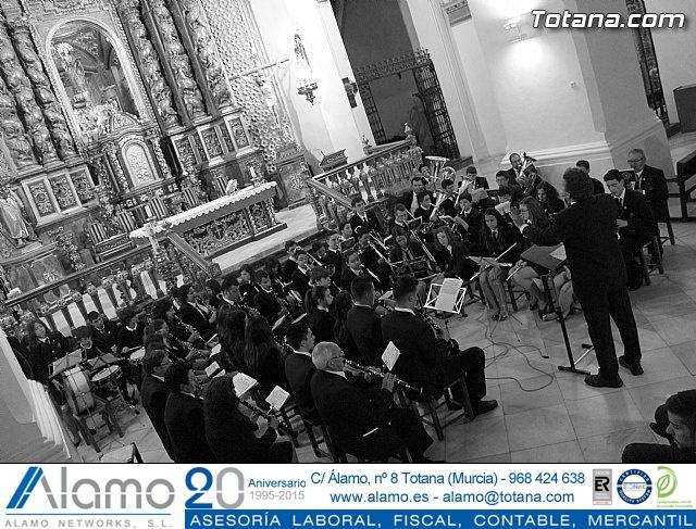 Concierto de marchas pasionarias - Semana Santa 2015 - 41