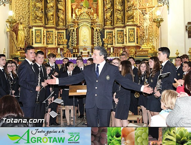 Concierto de marchas pasionarias - Semana Santa 2015 - 47