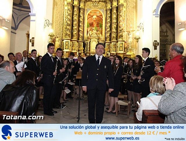 Concierto de marchas pasionarias - Semana Santa 2015 - 48