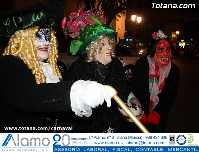 Martes de Carnaval - Totana 2014 - 2