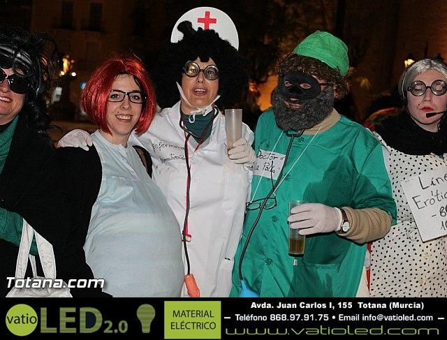 Martes de Carnaval. Calle de las máscaras - Totana 2015 - 8