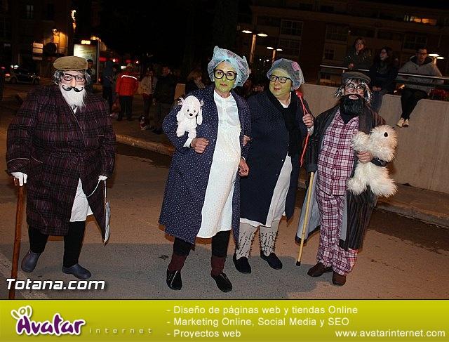Martes de Carnaval. Calle de las máscaras - Totana 2015 - 11