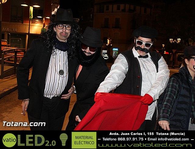 Martes de Carnaval. Calle de las máscaras - Totana 2015 - 15