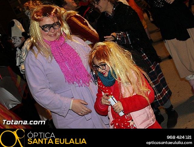 Martes de Carnaval. Calle de las máscaras - Totana 2015 - 34