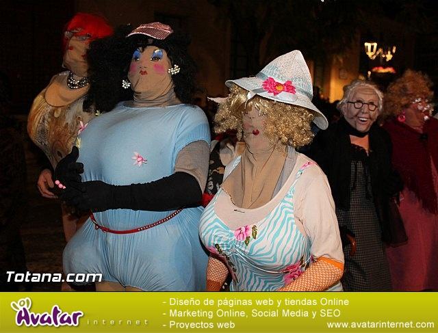 Martes de Carnaval. Calle de las máscaras - Totana 2015 - 35