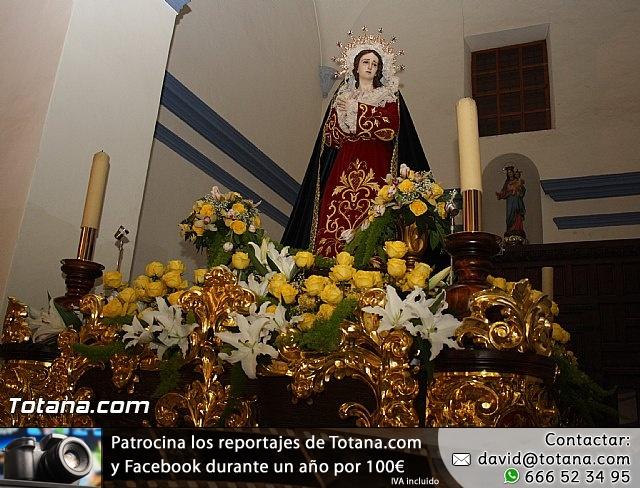 Procesión Martes Santo - 2012 - 2