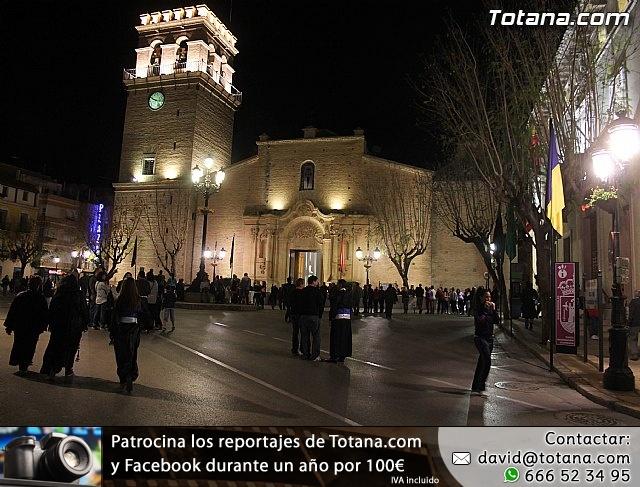 Procesión Martes Santo - Semana Santa 2014 - 1