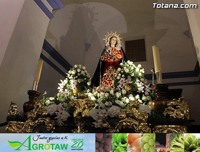 Procesión Martes Santo - Semana Santa 2014 - 2
