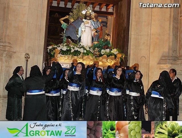 Procesión Martes Santo - Semana Santa 2014 - 30