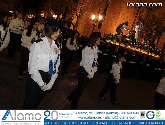 Procesión Martes Santo - Semana Santa 2014 - 38