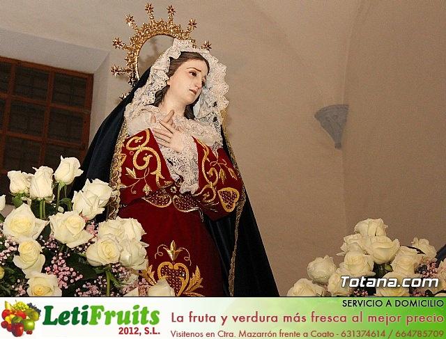 Procesión Martes Santo. Imágenes. Semana Santa 2013 - 32