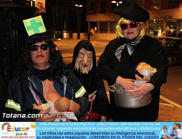 Martes de Carnaval - Noche de las máscaras 2016 - 11