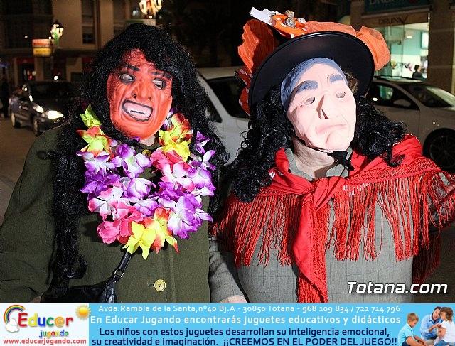 Máscaras Martes de Carnaval - Carnavales de Totana 2017 - 1