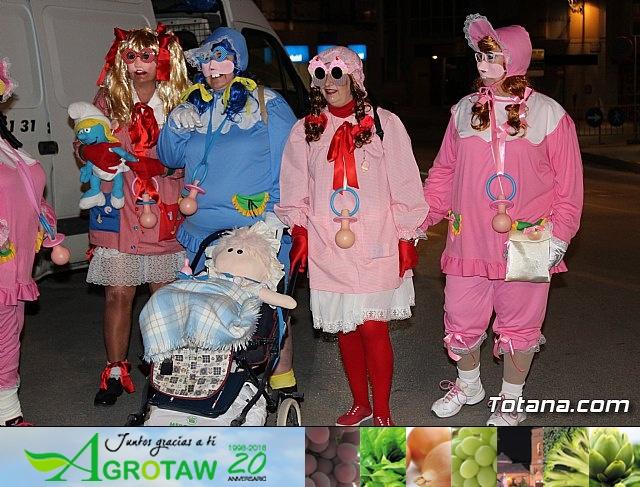 Máscaras Martes de Carnaval - Carnavales de Totana 2017 - 5
