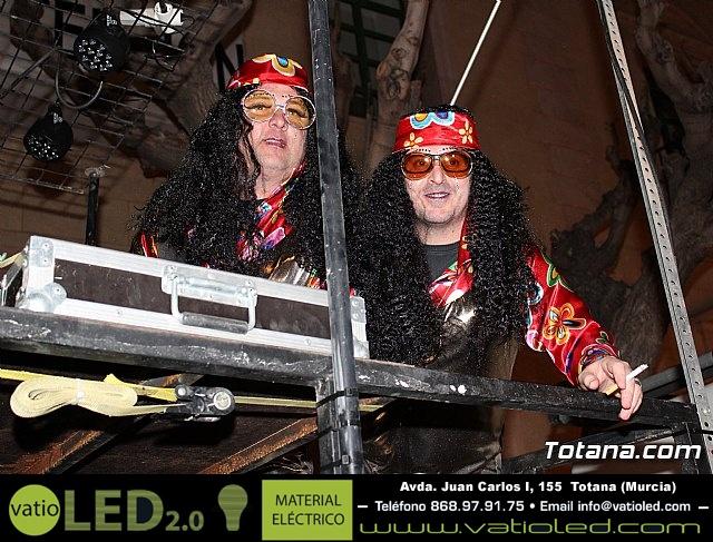 Máscaras Martes de Carnaval - Carnavales de Totana 2017 - 7