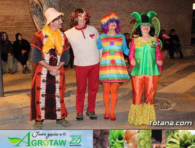 Máscaras Martes de Carnaval - Carnavales de Totana 2017 - 8