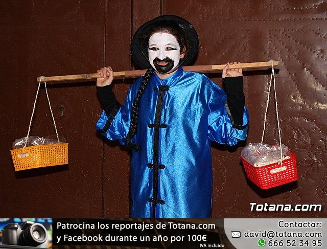 Máscaras Martes de Carnaval - Carnavales de Totana 2017 - 10