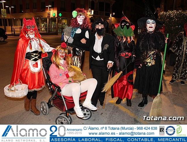 Máscaras Martes de Carnaval - Carnavales de Totana 2017 - 13