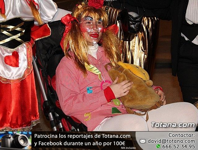 Máscaras Martes de Carnaval - Carnavales de Totana 2017 - 15