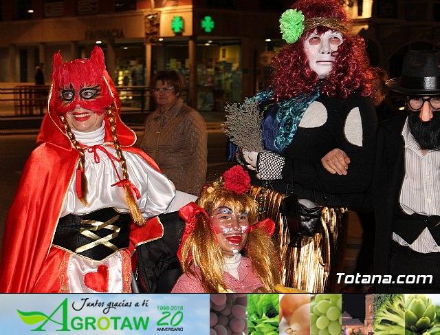 Máscaras Martes de Carnaval - Carnavales de Totana 2017 - 16