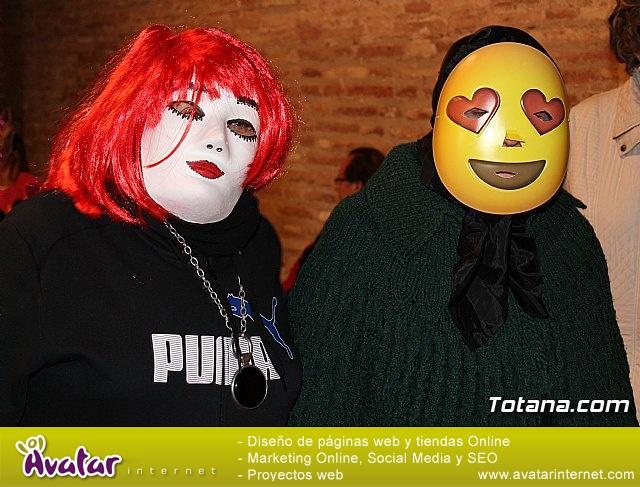 Máscaras Martes de Carnaval - Carnavales de Totana 2017 - 21