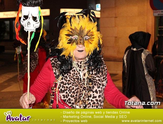 Máscaras Martes de Carnaval - Carnavales de Totana 2017 - 22