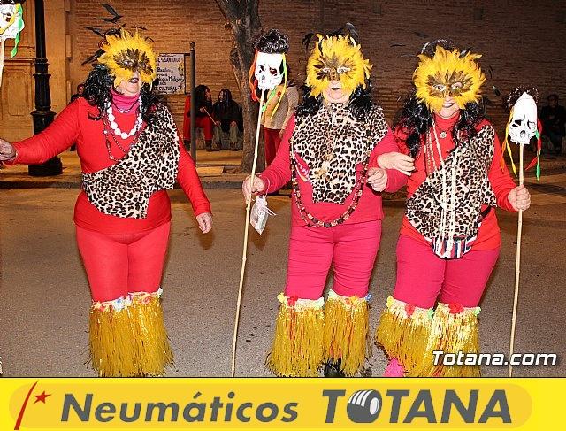 Máscaras Martes de Carnaval - Carnavales de Totana 2017 - 23