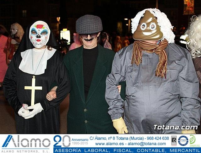 Máscaras Martes de Carnaval - Carnavales de Totana 2017 - 24