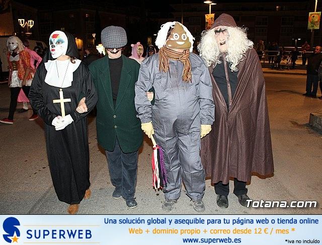 Máscaras Martes de Carnaval - Carnavales de Totana 2017 - 25