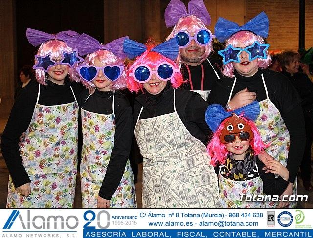 Máscaras Martes de Carnaval - Carnavales de Totana 2017 - 28