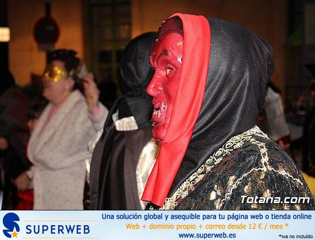 Máscaras Martes de Carnaval - Carnavales de Totana 2017 - 34