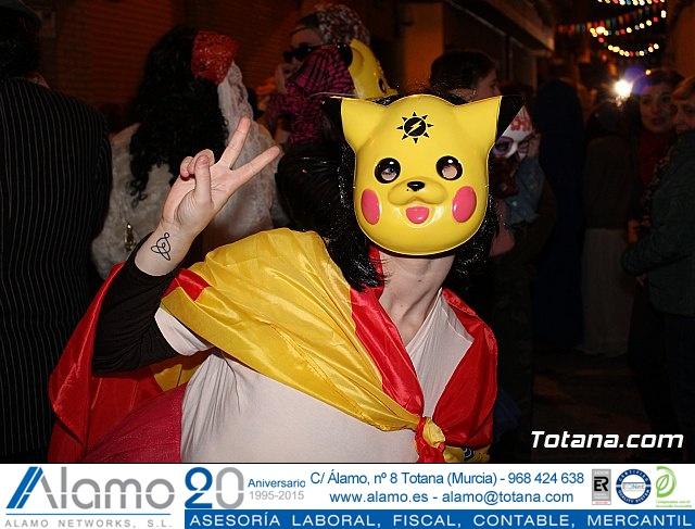 Máscaras Martes de Carnaval - Carnavales de Totana 2017 - 555
