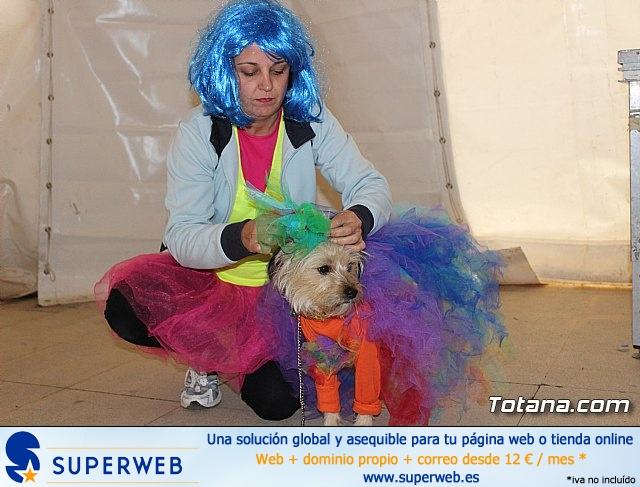 Concurso de disfraces de mascotas - Carnaval de Totana 2017 - 2