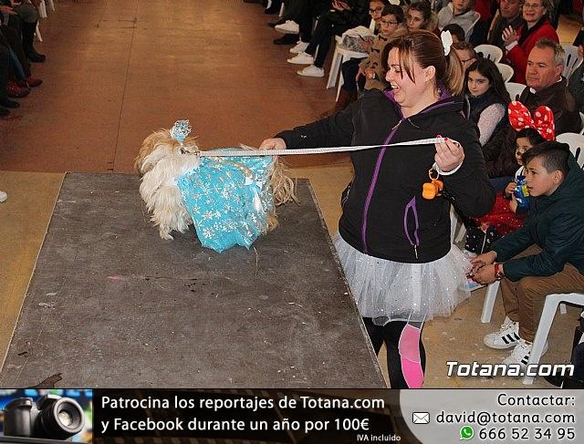 Concurso de disfraces de mascotas - Carnaval de Totana 2017 - 27