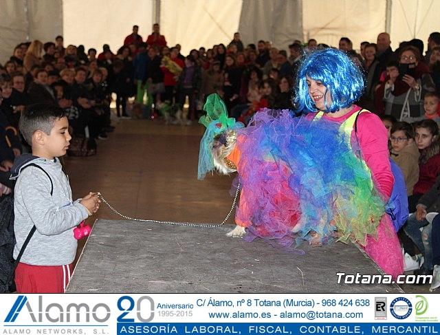Concurso de disfraces de mascotas - Carnaval de Totana 2017 - 31