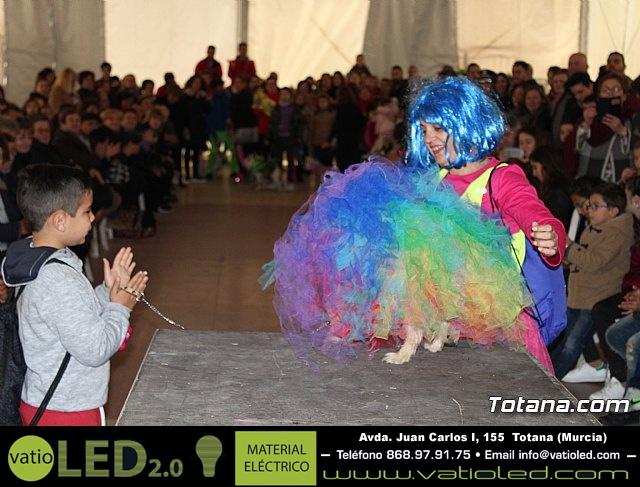 Concurso de disfraces de mascotas - Carnaval de Totana 2017 - 32