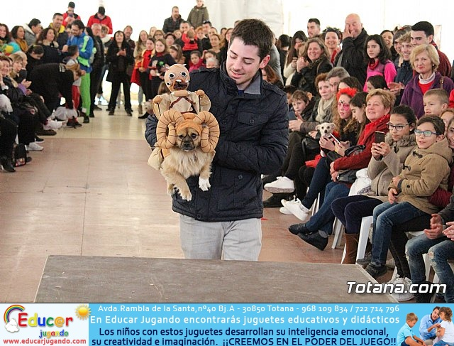Concurso de disfraces de mascotas - Carnaval de Totana 2017 - 113