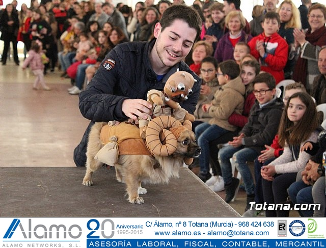 Concurso de disfraces de mascotas - Carnaval de Totana 2017 - 114