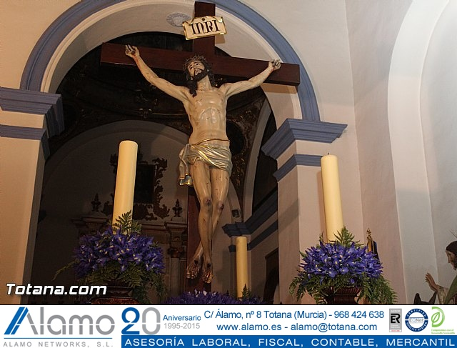 Procesión del Martes Santo - Semana Santa de Totana 2016 - 3