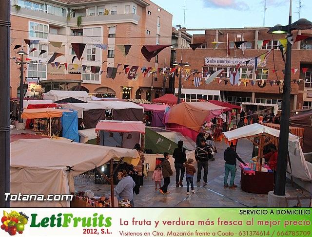 Mercadillo Medieval - Totana 2013 - 11
