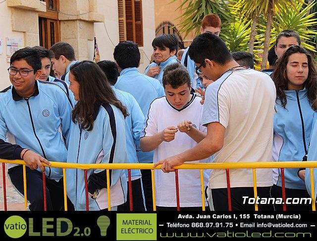 Procesión infantil Colegio La Milagrosa - Semana Santa 2017 - 7