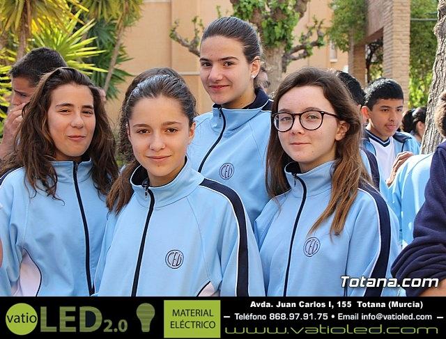 Procesión infantil Colegio La Milagrosa - Semana Santa 2017 - 8