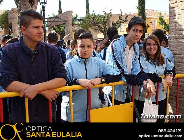 Procesión infantil Colegio La Milagrosa - Semana Santa 2017 - 9