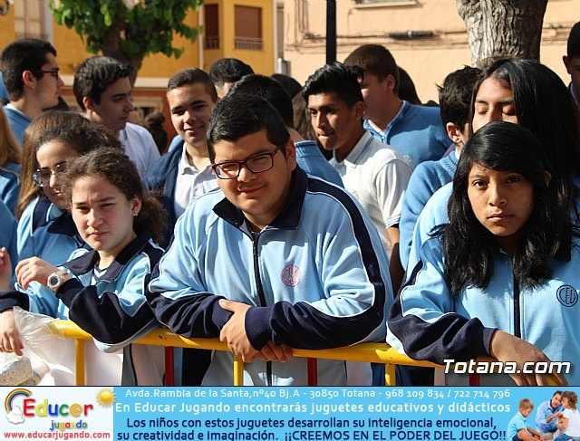 Procesión infantil Colegio La Milagrosa - Semana Santa 2017 - 11