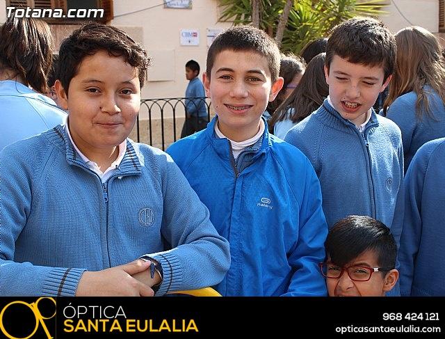 Procesión infantil Colegio La Milagrosa - Semana Santa 2017 - 12