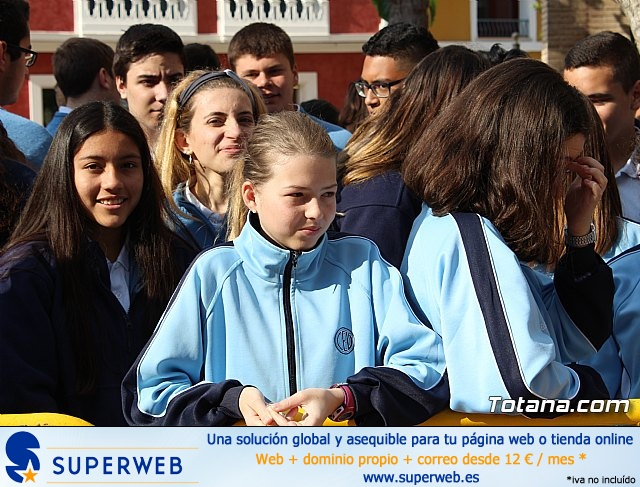 Procesión infantil Colegio La Milagrosa - Semana Santa 2017 - 14