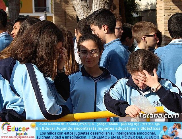Procesión infantil Colegio La Milagrosa - Semana Santa 2017 - 15